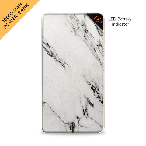 Classic Marble 10000 mAh Universal Power Bank Online