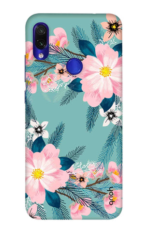 Graceful Floral Case Xiaomi Redmi Y3 Cases & Covers Online