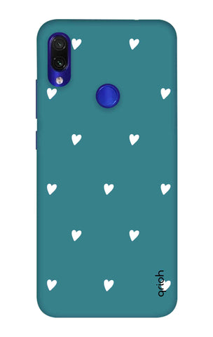 Mini White Hearts Case Xiaomi Redmi Y3 Cases & Covers Online