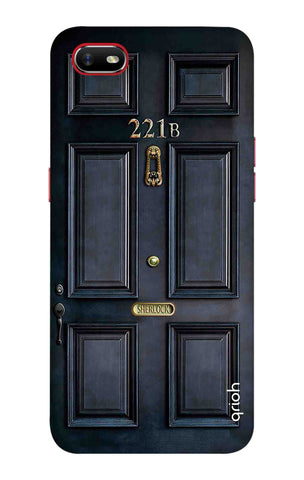Baker Street Door Oppo A1k Cases & Covers Online