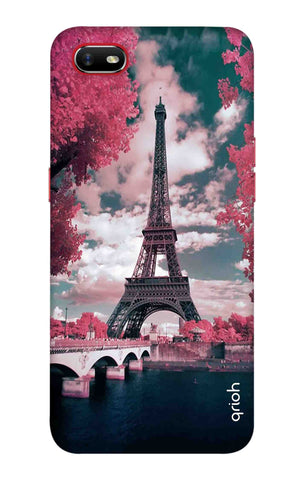 When In Paris Oppo A1k Cases & Covers Online