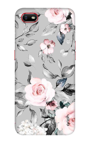 Gloomy Roses Case Oppo A1k Cases & Covers Online