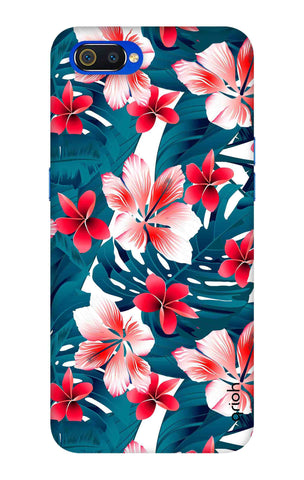 Floral Jungle Oppo Realme C2 Cases & Covers Online