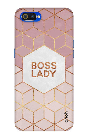 Boss Lady Case Oppo Realme C2 Cases & Covers Online