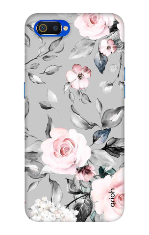 Gloomy Roses Case Oppo Realme C2 Cases & Covers Online