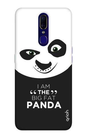 Big Fat Panda Oppo F11 Cases & Covers Online