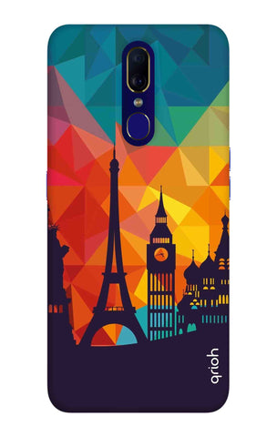 Wonders Of World Oppo F11 Cases & Covers Online