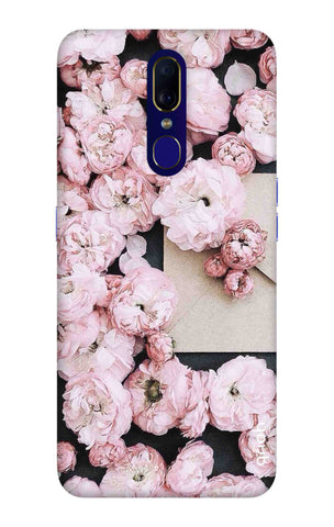 Roses All Over Oppo F11 Cases & Covers Online