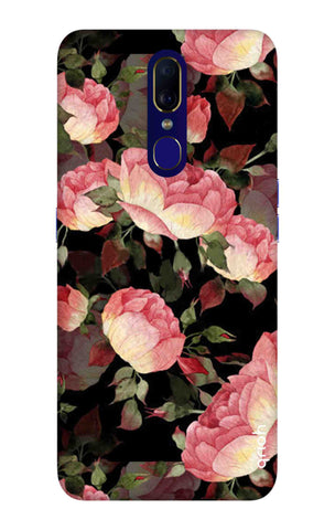 Watercolor Roses Oppo F11 Cases & Covers Online