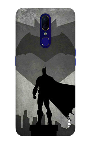 Hell Bat Case Oppo F11 Cases & Covers Online