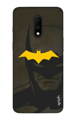 Batman Mystery OnePlus 7 Cases & Covers Online