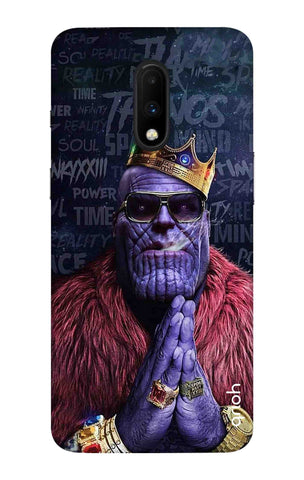 Blue Villain OnePlus 7 Cases & Covers Online