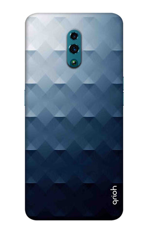 Midnight Blues Oppo Reno Cases & Covers Online