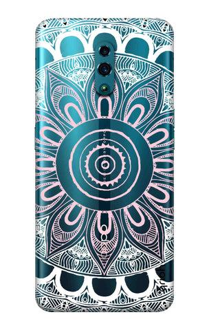 Pink Mandala Oppo Reno Cases & Covers Online