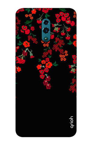 Floral Deco Oppo Reno Cases & Covers Online