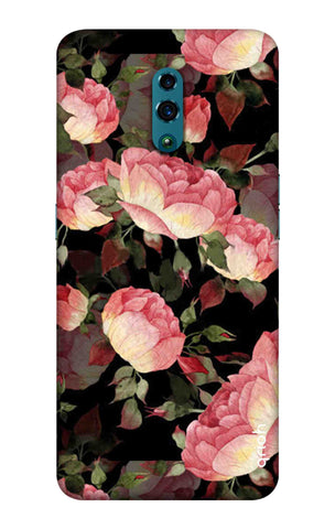 Watercolor Roses Oppo Reno Cases & Covers Online