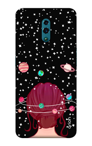 Galaxy In My Mind Case Oppo Reno Cases & Covers Online