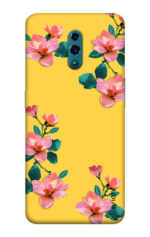 Elegant Floral Case Oppo Reno Cases & Covers Online