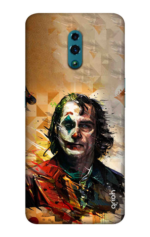 Psycho Villan Case Oppo Reno Cases & Covers Online