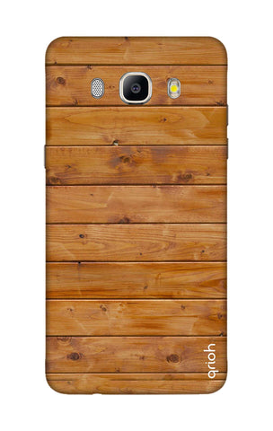 Natural Wood Samsung J5 2016 Cases & Covers Online