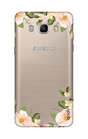 Flower In Corner Samsung J5 2016 Cases & Covers Online