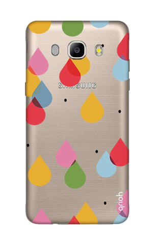 Colourful Drops Samsung J5 2016 Cases & Covers Online
