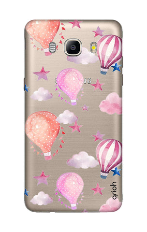 Flying Balloons Samsung J5 2016 Cases & Covers Online