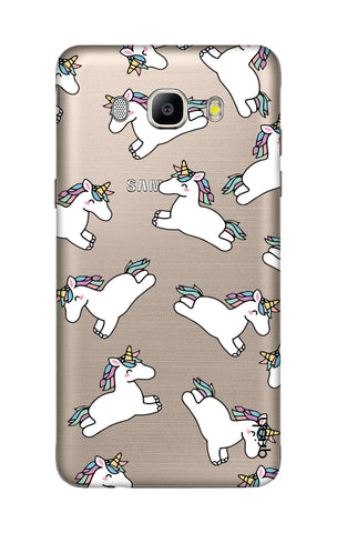Jumping Unicorns Samsung J5 2016 Cases & Covers Online