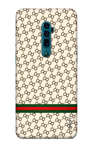 Luxurious Pattern Case Oppo Reno 10X zoom Cases & Covers Online