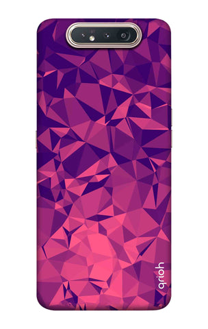 Purple Diamond Samsung Galaxy A80 Cases & Covers Online