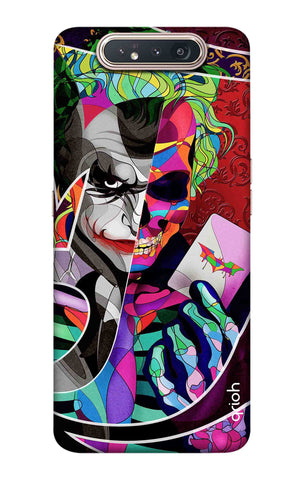 Color Pop Joker Samsung Galaxy A80 Cases & Covers Online