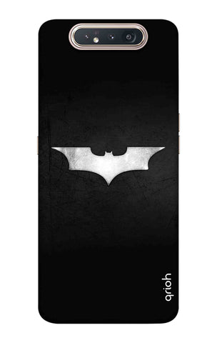 Grunge Dark Knight Samsung Galaxy A80 Cases & Covers Online