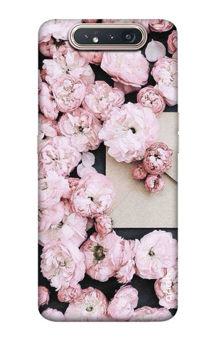 Roses All Over Samsung Galaxy A80 Cases & Covers Online