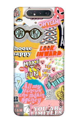 Make It Fun Samsung Galaxy A80 Cases & Covers Online
