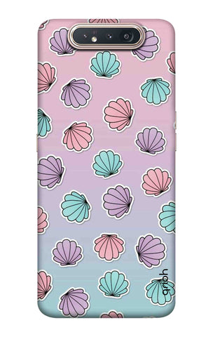 Gradient Flowers Samsung Galaxy A80 Cases & Covers Online