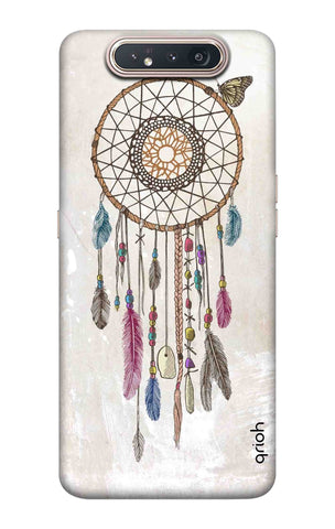 Butterfly Dream Catcher Samsung Galaxy A80 Cases & Covers Online