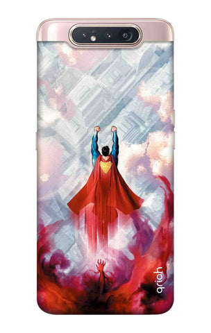 Flying In Heaven Case Samsung Galaxy A80 Cases & Covers Online