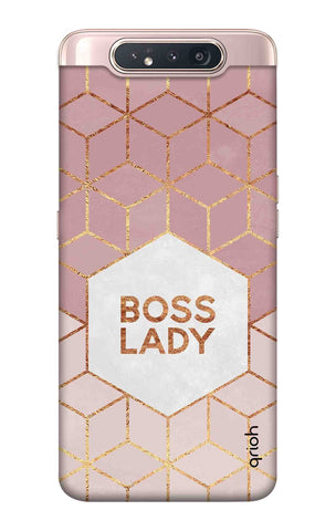Boss Lady Case Samsung Galaxy A80 Cases & Covers Online