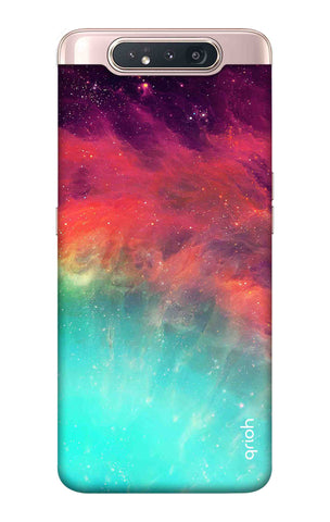 Colourful Aura Case Samsung Galaxy A80 Cases & Covers Online