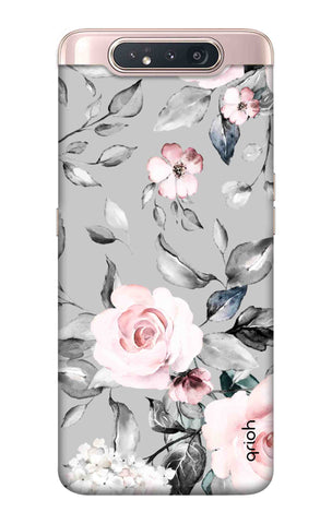 Gloomy Roses Case Samsung Galaxy A80 Cases & Covers Online