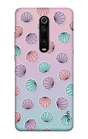 Gradient Flowers Xiaomi Mi 9T Cases & Covers Online