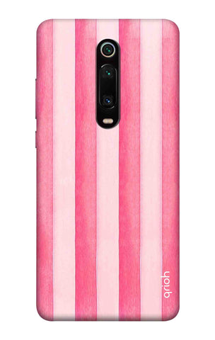 Painted Stripe Xiaomi Mi 9T Cases & Covers Online
