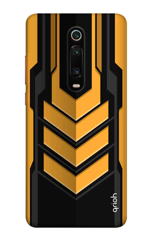 Futuristic Arrow Case Xiaomi Mi 9T Cases & Covers Online