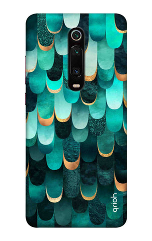 Aqua Marine Case Xiaomi Mi 9T Cases & Covers Online