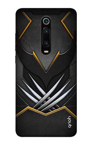 Black Warrior Case Xiaomi Mi 9T Pro Cases & Covers Online