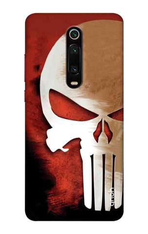 Red Skull Case Xiaomi Mi 9T Pro Cases & Covers Online
