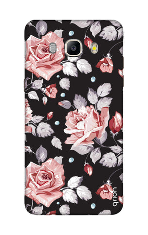 Shabby Chic Floral Samsung J7 2016 Cases & Covers Online