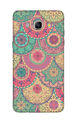 Colorful Mandala Samsung J7 2016 Cases & Covers Online