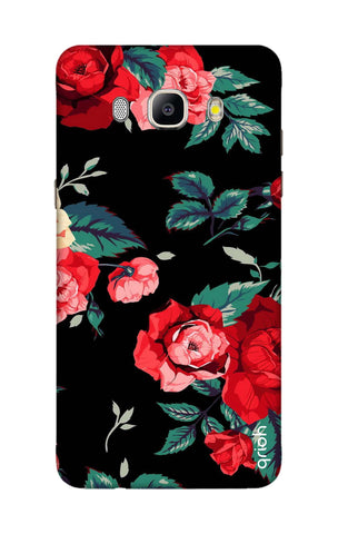 Wild Flowers Samsung J7 2016 Cases & Covers Online
