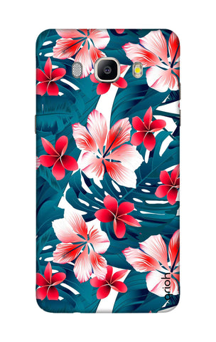 Floral Jungle Samsung J7 2016 Cases & Covers Online